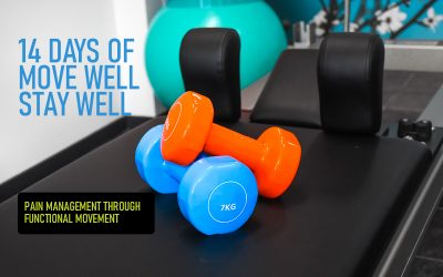 14 Days of Move Well, Stay Well