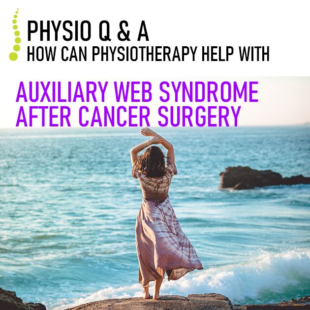 Cording after breast cancer surgery