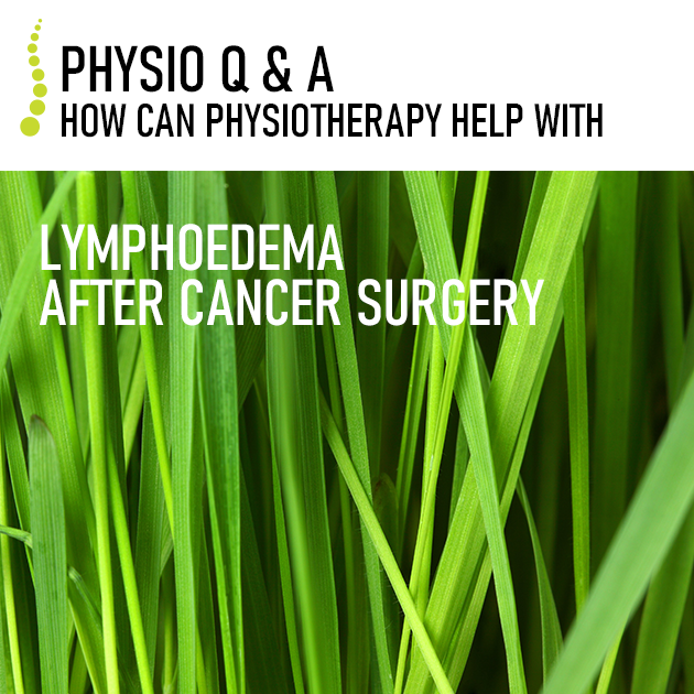 Physio and lymphoedema